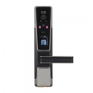 Biometric Fingerprint and Face Smart Door Lock with RFID Card Reader (ZM100)